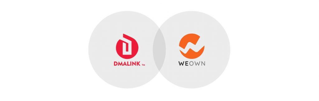 DMALink and WeOwn enter partnership